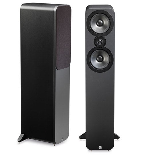 Q Acoustics 3050 Floor Standing Speakers (Pair) - Floorstanding Speaker - Jamsticks