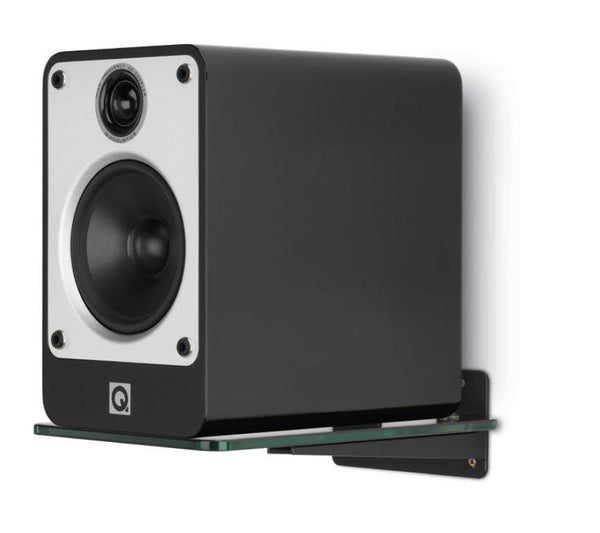 Q Acoustics Q Speakers Glass Wall Supports Pair - Jamsticks