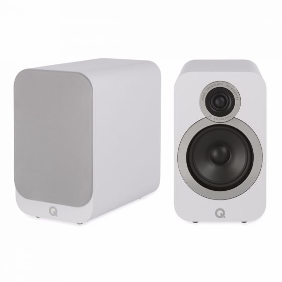 Q Acoustics 3020i Bookshelf Speakers - Jamsticks