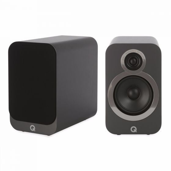 Q Acoustics 3020i speakers