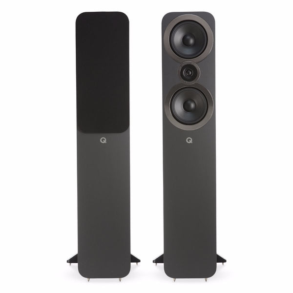 Q Acoustics 5.0 Speaker Package ( Q3010i, Q3050i, Q3090 Ci ) - Jamsticks