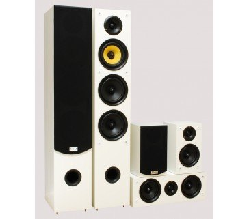 Taga Harmony TAV-506 V.2 5.0 Ch Speaker Package - Jamsticks
