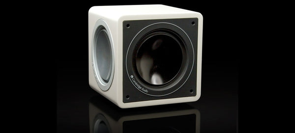 Cambridge Audio Minx X201 200W Subwoofer - Jamsticks