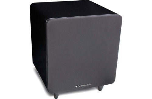 Cambridge Audio Minx X301 300W RMS Compact Powered Subwoofer - Jamsticks