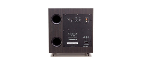 Cambridge Audio SX-120 70W Subwoofer - Subwoofer - Jamsticks