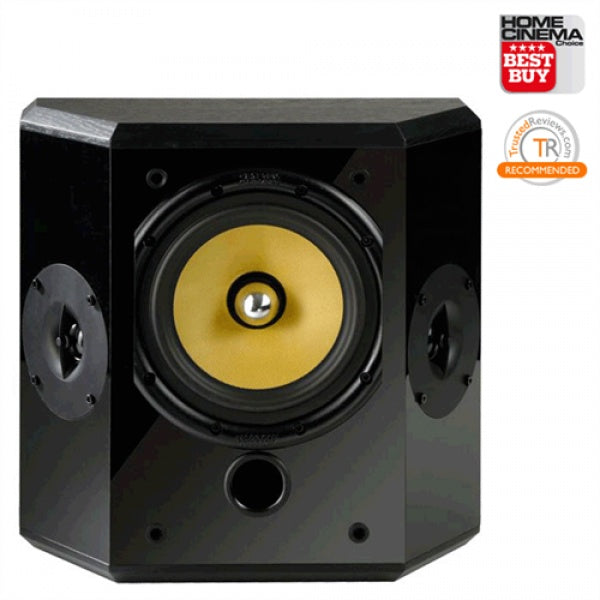 Crystal Acoustics THX-D-BLA THX Surround Speakers - Jamsticks