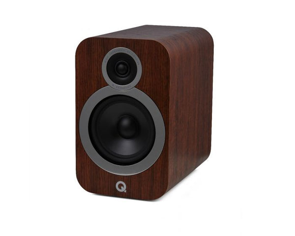 Q Acoustics 3030i Bookshelf Speaker (pair) - Jamsticks