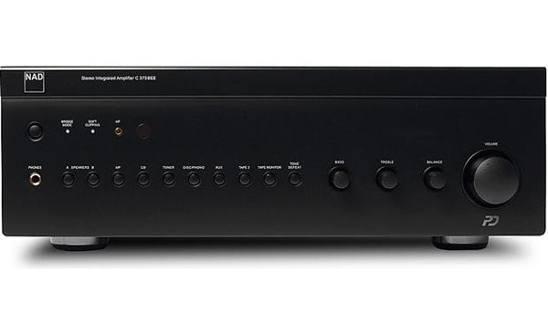 NAD C 375 BEE Stereo Integrated Amplifier - Stereo Amplifier - Jamsticks