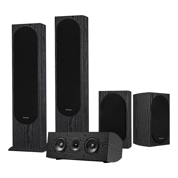 Pioneer Andrew Jones SP-PK52FS 5.0 ch Home Theatre Package. - Jamsticks
