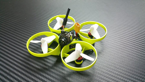 Built out Mighty Whoop 1s Brushless