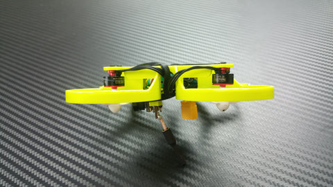 Built out Mighty Whoop 1s Brushless (Side)