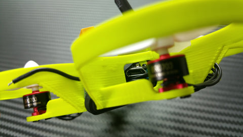 Built out Mighty Whoop 1s Brushless (Side USB)