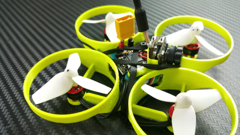 Built out Mighty Whoop 1s Brushless (Iso Side)