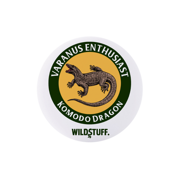 Komodo Dragon PopSocket