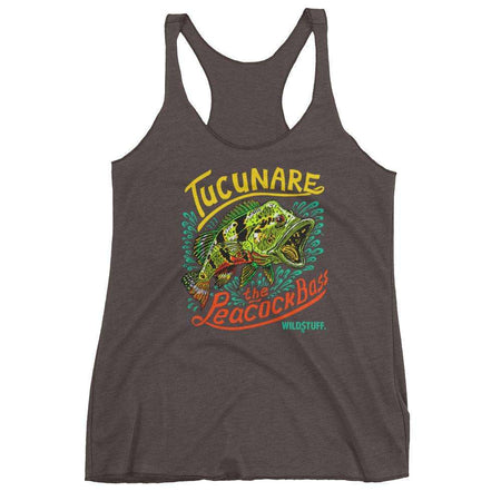 Blue Tree Monitor Women's Tank