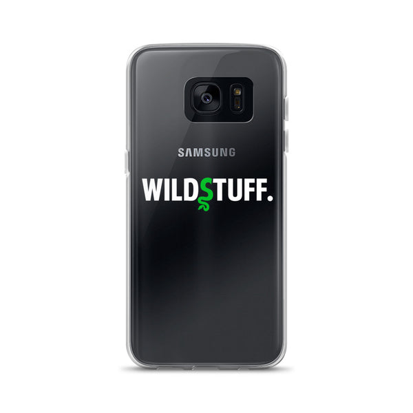 "WildStuff Samsung Case ""White"""