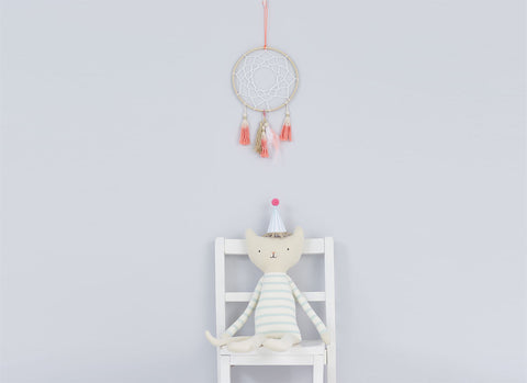 Merimeri Party - Coral Dreamcatcher