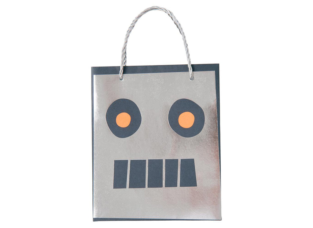 Merimeri Party - Robot Party Bags