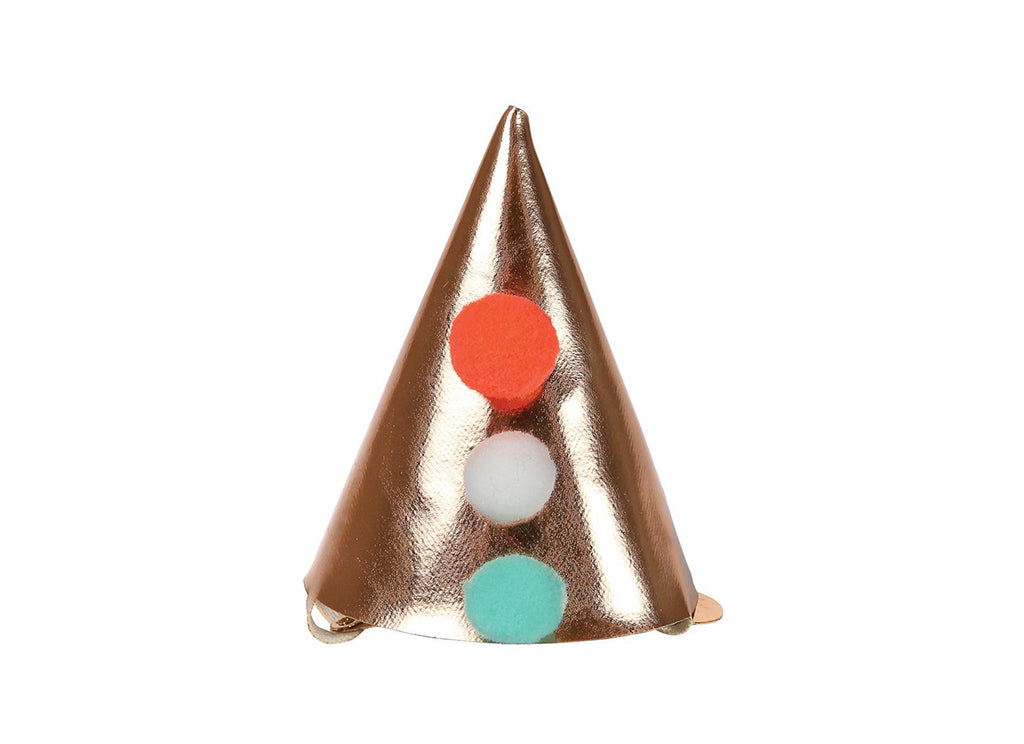 Merimeri Party - Mini Pointed Party Hat Hair Clip