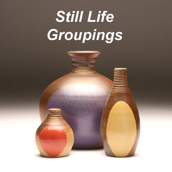 "Gary Hatcher ""Still Life"" Groupings"