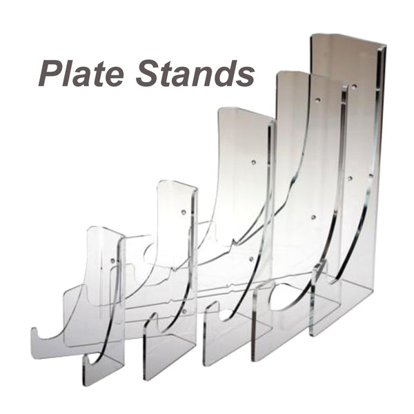 Plate Stands and Accessory Items