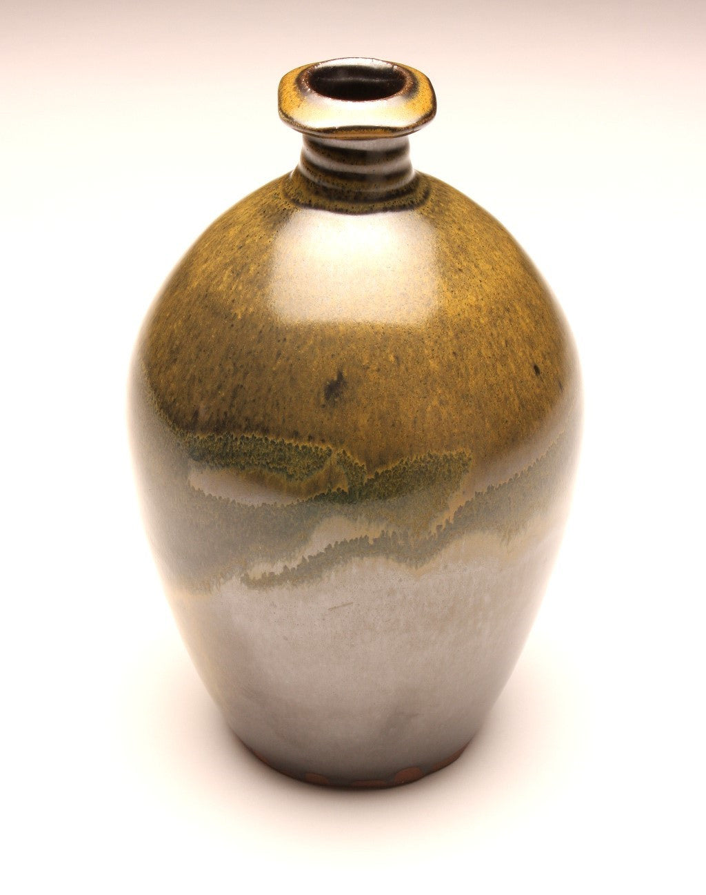 GH009 Bottle with Square Top