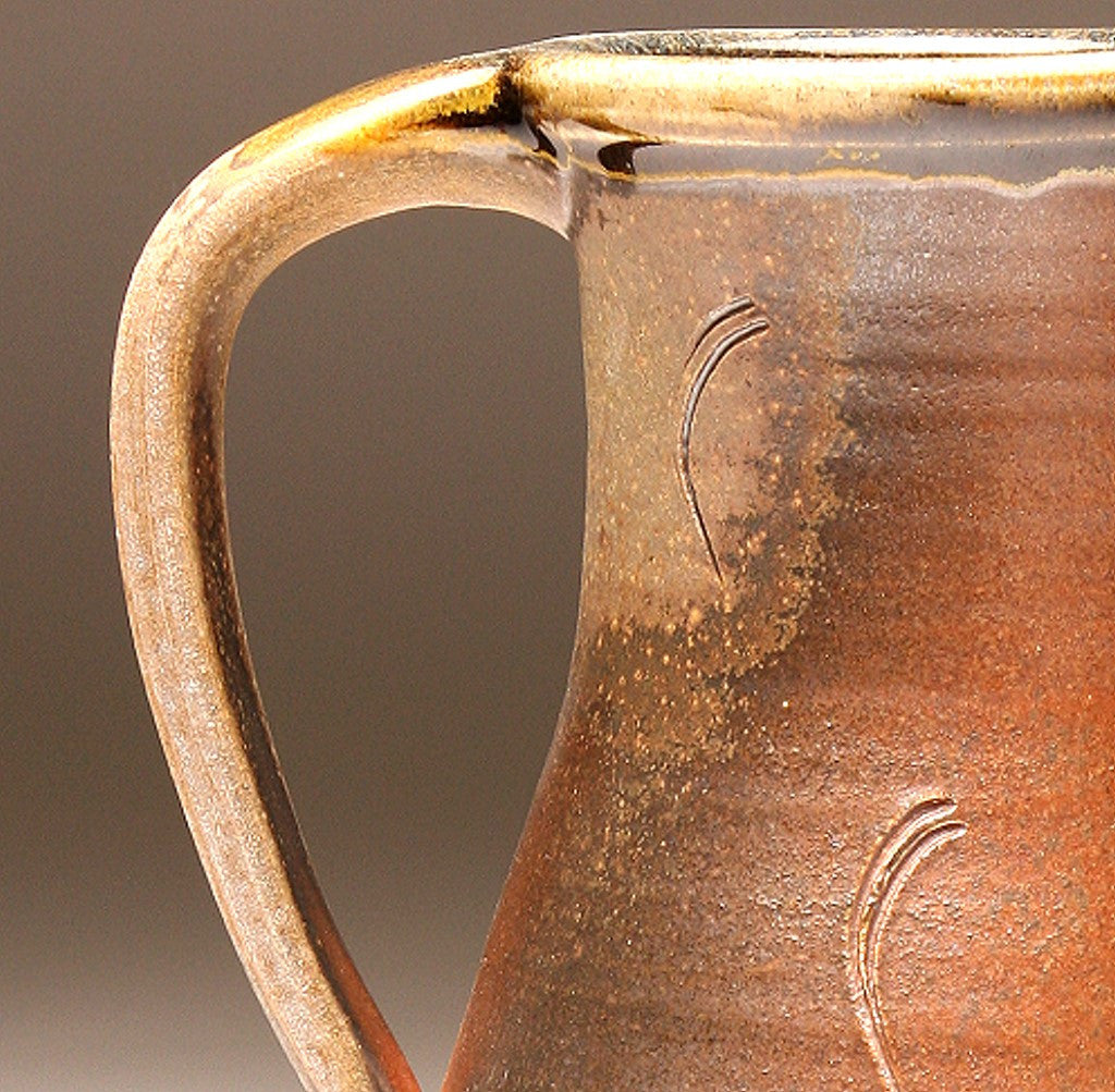 GH018 Woodfired Pitcher
