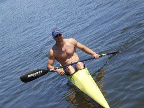 Kayak Champion Jim Has Coached Athletes To The Olympics And Many National Titles Enjoys Working With Those Just Starting Out Ensure Everyone