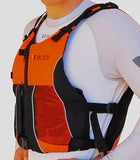 Ocean Racing PFD - Neon Orange Red