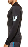 V ACTIVE UV PADDLE TOP - BLACK