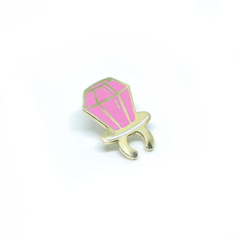 Candy Ring pin