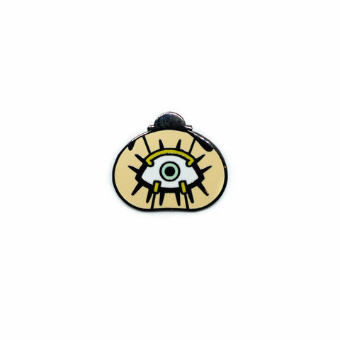 Clockwork pin