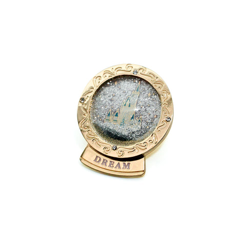 Dream Globe pin