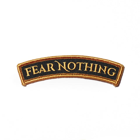 Fear Nothing patch