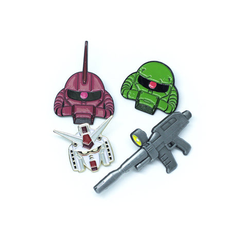 Mobile Suit 2-Pack