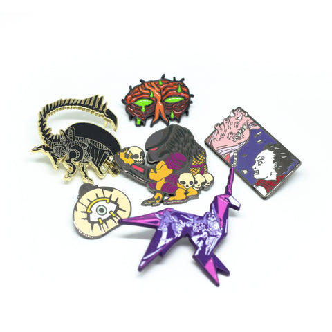 SciFi pin pack