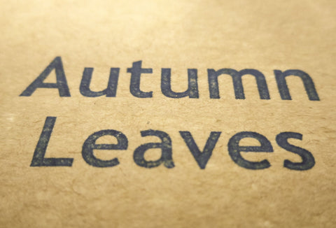Autumn Leaves Seasonal Blend