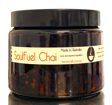SoulFuel Chai NEW 300g Packaging