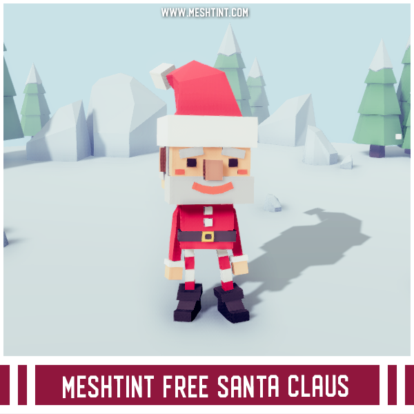 Free Santa Claus Updated!