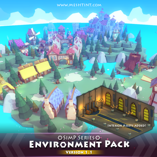 Huge Update Environment Pack SimP