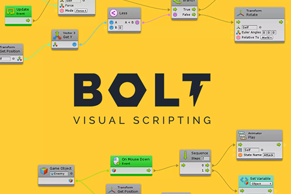 BOLT is now free in Unity