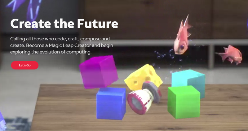 Magic Leap opens 'creator portal' for AR app developers