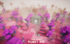 CUBE - Planet Hue Pack Mesh Tint Shop3DSA Unity3D Game Low Poly Download 3D Model