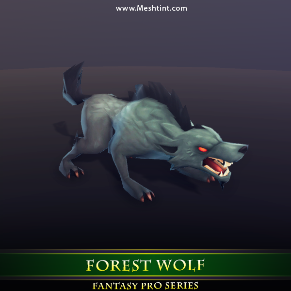 Forest Wolf 1 4