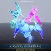 Ice Guardian Mesh Tint Shop3DSA Unity3D Game Low Poly Download 3D Model