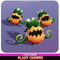 Plant Chewer Cute Meshtint 3d model unity low poly game fantasy creature monster evolution
