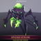 Spider Venom 1.4 Mesh Tint Shop3DSA Unity3D Game Low Poly Download 3D Model