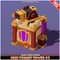 Meshtint Free Turret Tower 03 Mega Toon Series Mesh Tint Shop3DSA Unity3D Game Low Poly Download 3D Model
