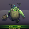 Treant Guard 1.4 Mesh Tint Shop3DSA Unity3D Game Low Poly Download 3D Model