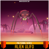 Polygonal - Alien Ulifo Mesh Tint Shop3DSA Unity3D Game Low Poly Download 3D Model